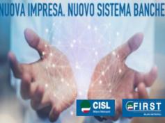 Convegno Cisl e First Cisl a Milano, banche e imprese unite in un nuovo sistema