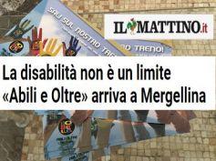 Il Mattino, in Abili Oltre… in viaggio a Mergellina la disabilità non è limite