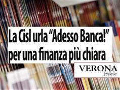 AdessoBanca! a Verona, il manifesto per cambiare le regole ed evitare i crac