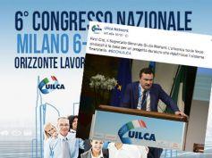 Giulio Romani al Congresso nazionale Uilca