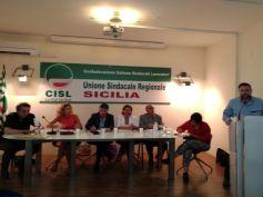 First Cisl Sicilia, al consiglio regionale passione e dinamismo