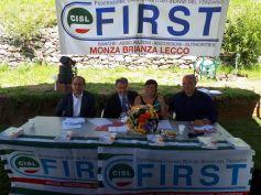 Tiziana La Scala nuova segretaria generale di First Cisl Monza Bianza Lecco