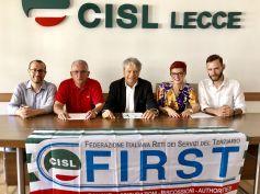 First Cisl Lecce, sindacato agente di trasformazione sociale
