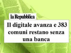 La Repubblica, studio First Cisl, il digitale è scusa per chiudere
