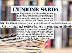 L'unione Sarda, studio First Cisl banche, sfruttare agevolazioni per assumere