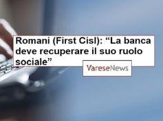 Romani, col nuovo contratto recuperare occupazione e ruolo sociale delle banche