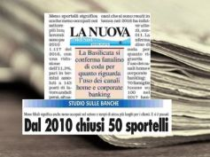 Studio First Cisl, in Basilicata i servizi online non rimpiazzano le filiali