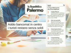 La Repubblica, studio First Cisl banche, no sportelli per siciliani e turisti