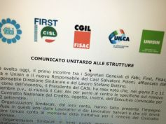 Ccnl, comunicato unitario sull'incontro del 4 settembre