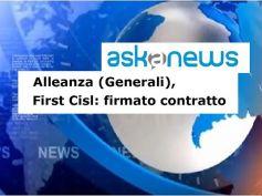 Askanews, Alleanza, 900 partite iva verrranno assunte nei prossimi 3 anni