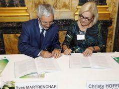 BNP Paribas, firmato accordo quadro globale