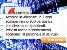 AdnKronos, Italpress, accordo in Alleanza, First Cisl, creato lavoro stabile