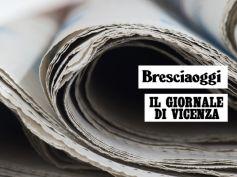Giornale di Vicenza e Bresciaoggi sull'indagine First Cisl su stress in banca