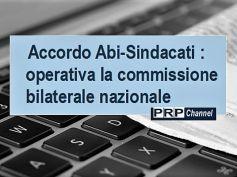First Cisl, commissione bilaterale banche, avviato percorso di monitoraggio