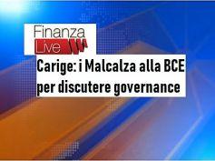 Caso Carige in Bce, First Cisl, la Liguria non può subire un altro disastro
