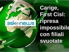 First Cisl su Carige, se si svuotano le filiali rilancio banca impossibile