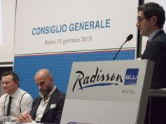 Consiglio generale First Cisl, il saluto di Gianluca Reggioni