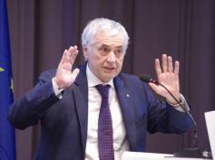 Consiglio generale First Cisl, il saluto di Massimo Masi