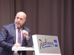 Consiglio Generale First Cisl, il saluto di Gianluca Perin