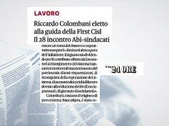 Il Sole 24 Ore, Colombani, con nuovo Ccnl esigiamo dividendo per i lavoratori