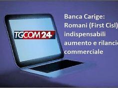 Banca Carige, Romani, necessari aumento e rilancio commerciale