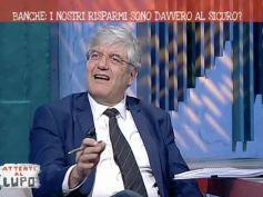 Maurizio Arena ad Attenti al Lupo su Tv2000