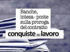 Rinnovo Ccnl banche, Colombani, proroga non pregiudica questioni economiche