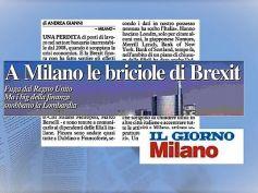 First Cisl, le aziende nazionali scelgono Milano ma calano i posti nelle banche