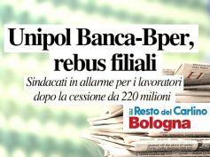 Unipol a Bper, First Cisl Emilia Romagna, sciogliere rebus filiali
