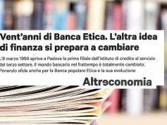 Banca Etica, First Cisl protagonista di un grande esempio di economia solidale