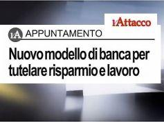 AdessoBanca! a Foggia per nuovo modello di banca a tutela di risparmio e lavoro