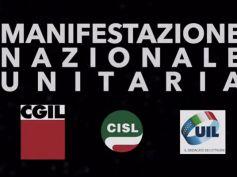 Manovra, il video sulla Manifestazione Cgil Cisl Uil del 9 febbraio