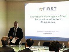 Seminario su innovazione tecnologica e smart automation settore assicurativo