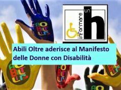 Abili Oltre sottoscrive Manifesto su diritti delle Donne con Disabilità nell'Ue