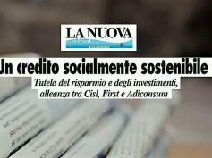 Basilicata, Cisl, First Cisl, Adiconsum, serve alleanza per credito sostenibile