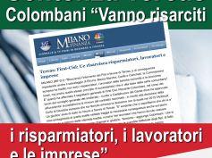 Milano Finanza, sentenza Tercas, risarcire risparmiatori, lavoratori e imprese