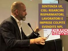 Corte Giustizia europea vs Antitrust Ue, First Cisl, impedito intervento Ftdi