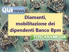 Caso diamanti, i dipendenti di Banco Bpm si mobilitano