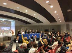 Il Consiglio generale First Cisl approva all'unanimità la piattaforma del Ccnl