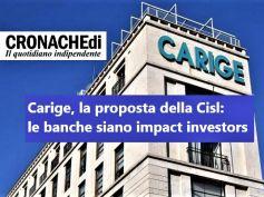 First Cisl, salvare Carige si può, strada c'è, Foc e banche unite nell'azione