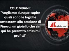 Colombani, con cessione Fineco si anticipa piano, UniCredit coinvolga sindacato