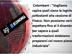 Colombani su Fineco, conoscere ora piano UniCredit, 3 dicembre troppo lontano