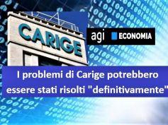 Agi, soluzione Carige, First Cisl, si parli del nuovo piano industriale