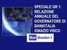 Speciale GR1 relazione Banca d'Italia, First Cisl interviene su rilancio Carige