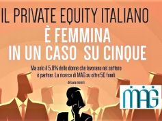 Le donne nel private equity, Mag analizza dati e riprende studio First Cisl