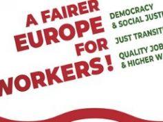 La Confederazione europea dei sindacati a congresso