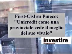 Colombani, Unicredit cede vivaio Fineco come fosse una provinciale di calcio