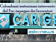 Askanews su Carige, First Cisl, ok decisione Fitd, serve soluzione di sistema