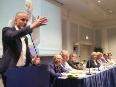Conferenza organizzativa First Cisl, aperti i lavori