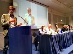 Conferenza organizzativa First Cisl, Giorgio Graziani, siamo tutti Cisl